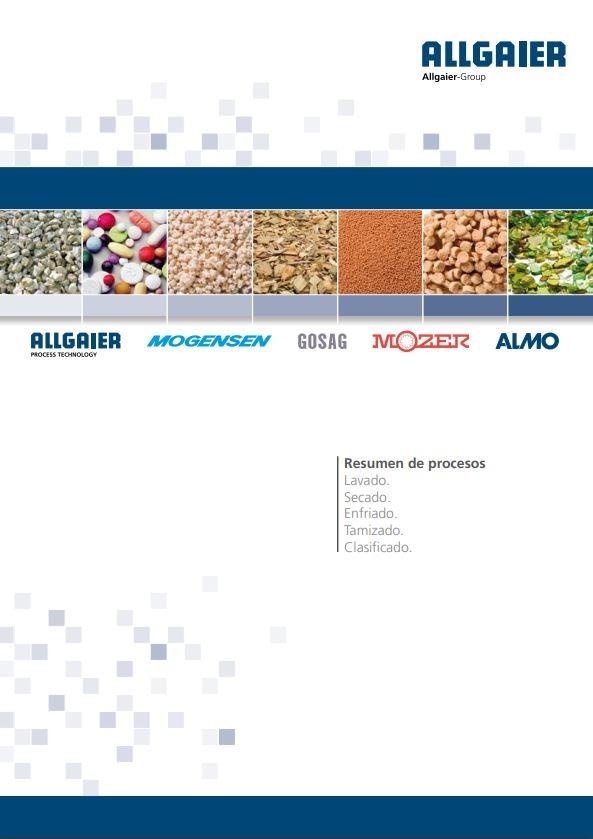 AllgaierGroup Catálogo General