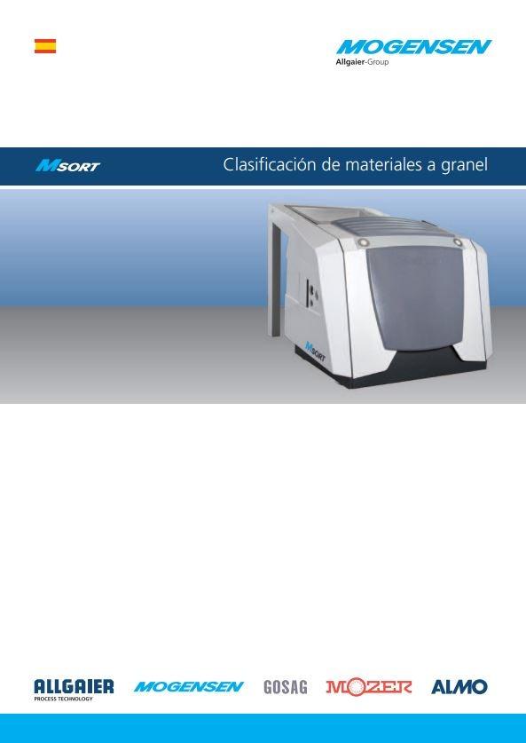 Clasificadores Optoelectrónicos MSort