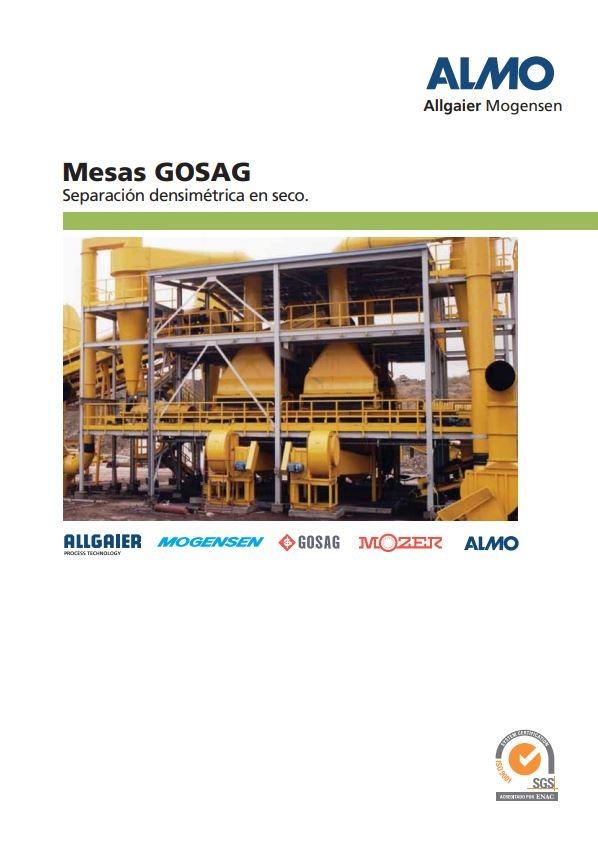 Mesas GOSAG