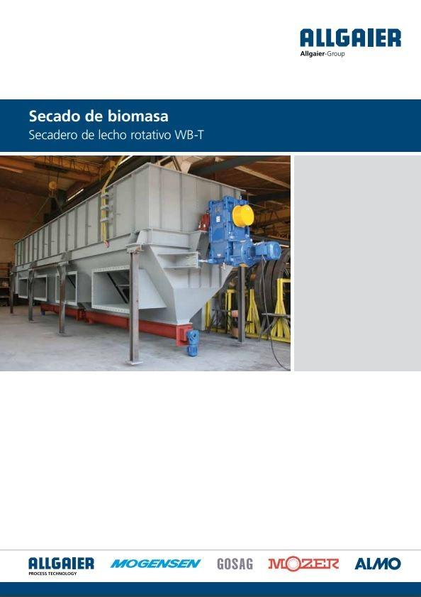 Secadero de Biomasa