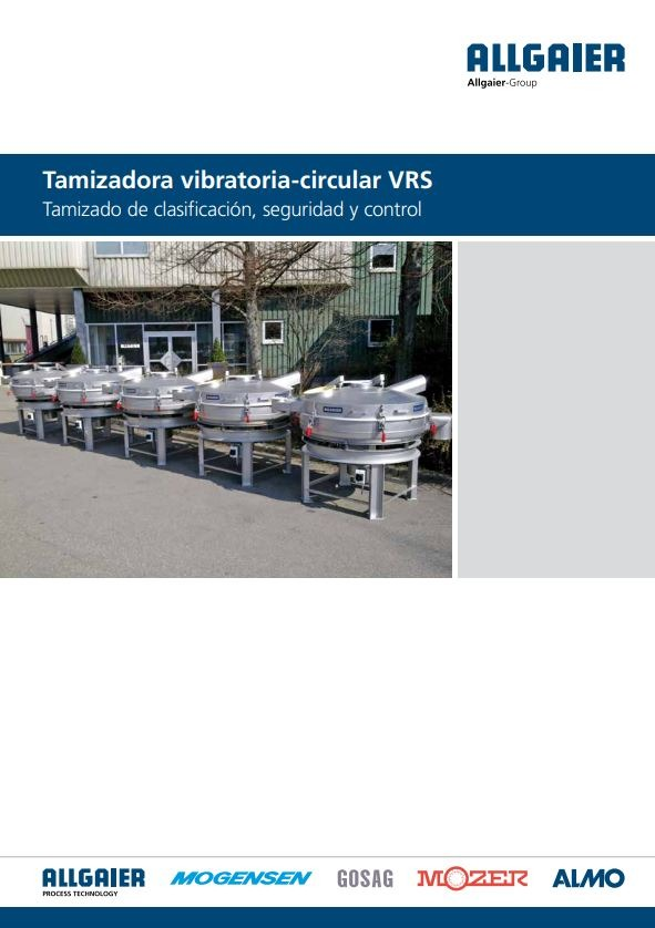 Tamizadora VRS