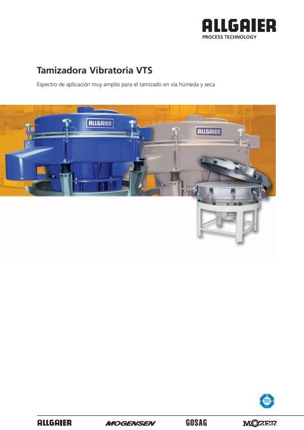 Tamizadora VTS