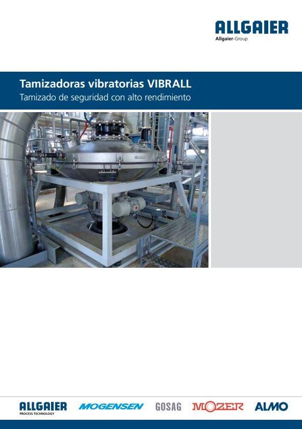 Tamizadora Vibrall D