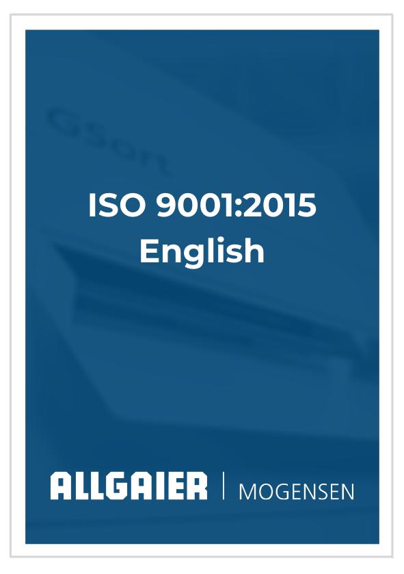 ISO  9001  2015 English