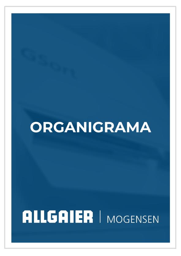 Organigrama Allgaier Mogensen