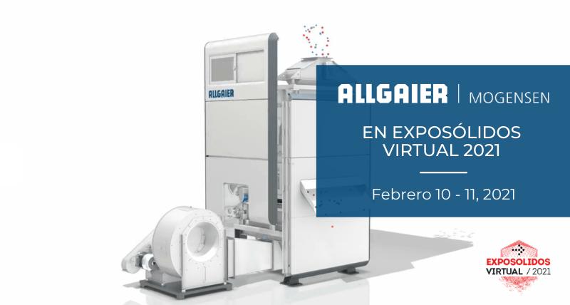 Allgaier Mogensen en Exposolidos Virtual 2021